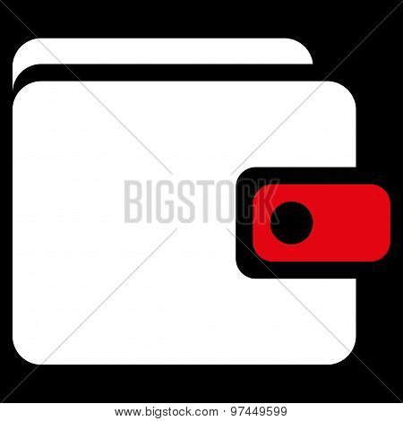 Wallet icon from Business Bicolor Set