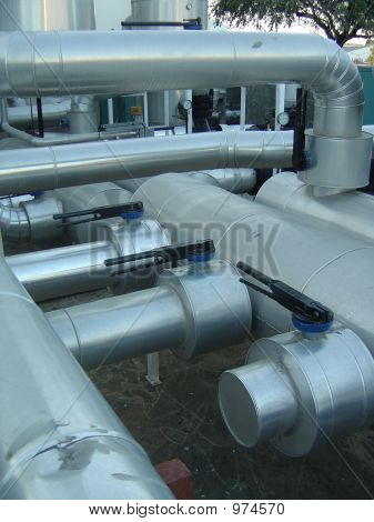 Industrial Pipes