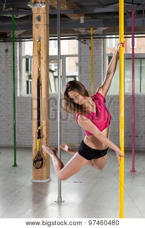Dancing On A Pole