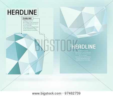 Scientific brochure covers