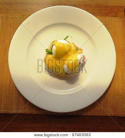 Yellow Bikini Eggs