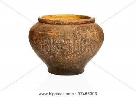 Vintage Clay Pot