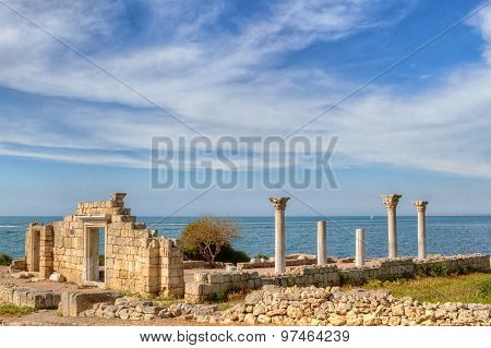 Ancient Greek Basilica