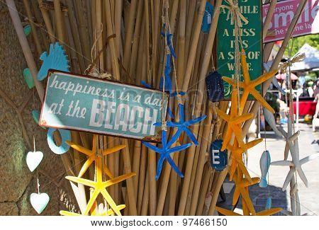 Valldemossa Street Signs