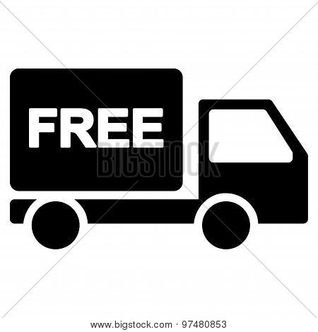 Free Delivery icon from Business Bicolor Set