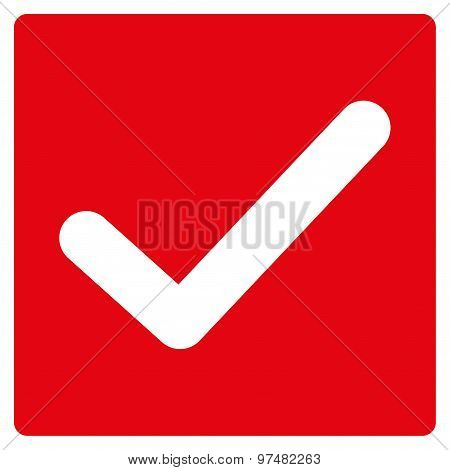 Check icon from Business Bicolor Set