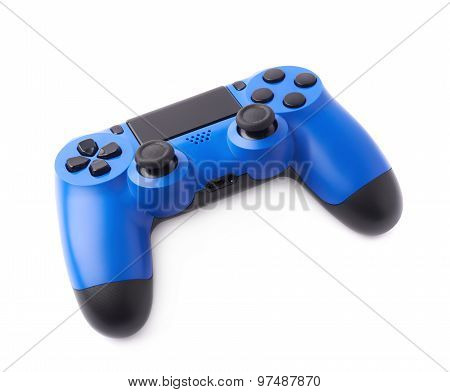 Gaming console controller isolated