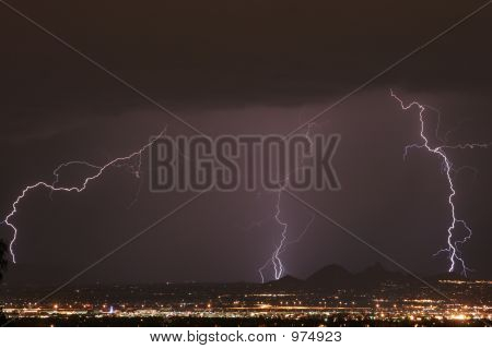 Lightning Thunderstorms