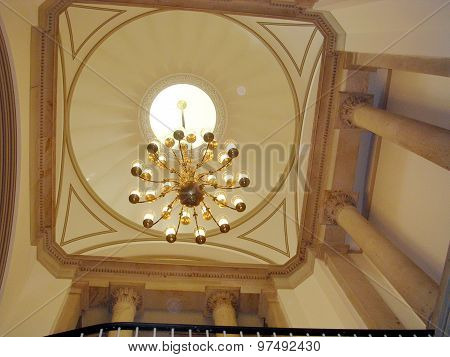 Washington Capitol Chandelier 2004