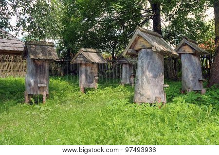 Old Beehives
