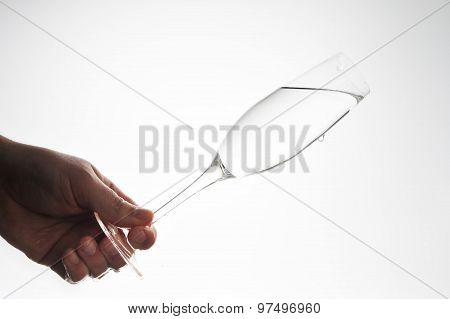 Glass With Liquid