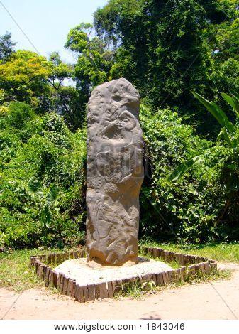 An Ancient Maya Monument