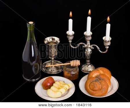 Symbols Of The Jewish New Year