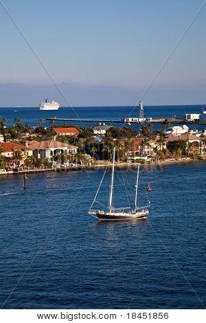Ft. Lauderdale Intracoastal Waterway