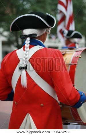 Patriot Drummer
