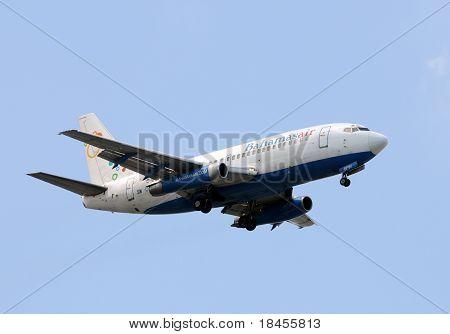 Bahamasair Passenger Jet