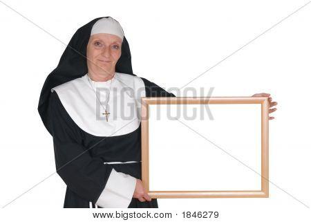 Advertising Nun, Sister