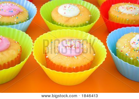 Small Party Cakes