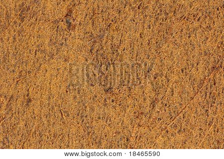 Abstract Of Rusted Steel Texture
