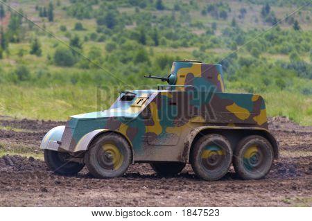 Tatra Oa Vz. 30 (T-72)