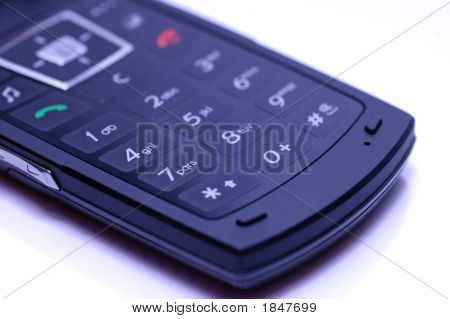 Celular teclado