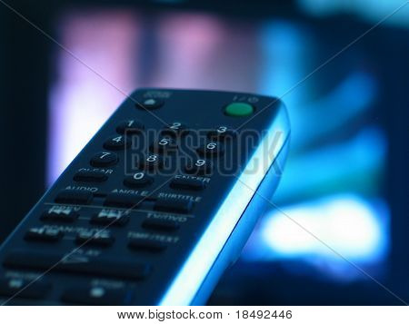 Remote control numbers