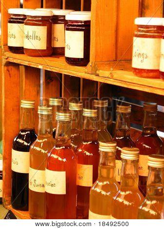 Jam & Bottles