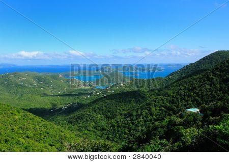 The Hills Of St. John, Usvi