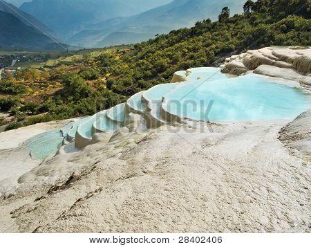 White Water Terrace