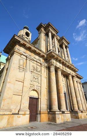 Warsaw - Carmelite Church
