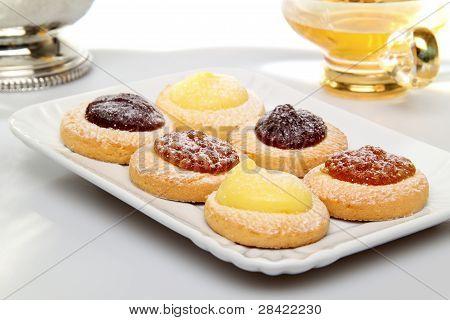 delicios italian pastries