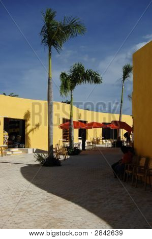 Tropical Shopping Mall - More In Portfolio
