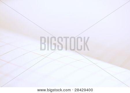 Blank Account Book
