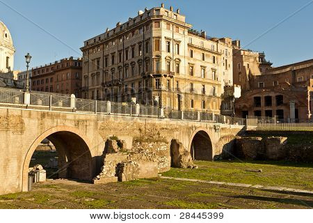 Ancient Rome Ruins