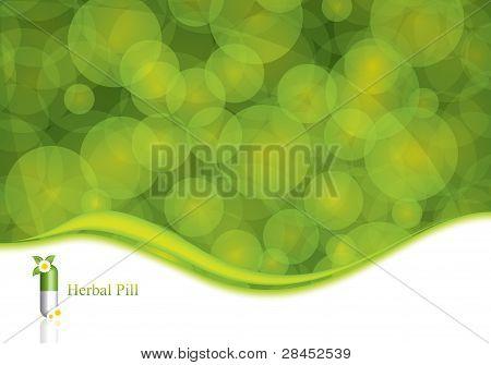 Herbal Pill