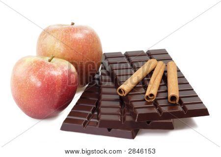 Cinnamon-Apple-Chocolate