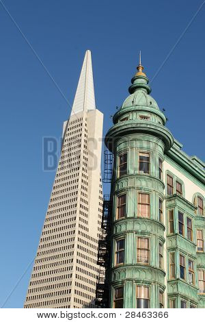Landmark Building in San Francisco