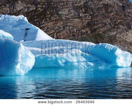 Bergy Bit, Greenland.