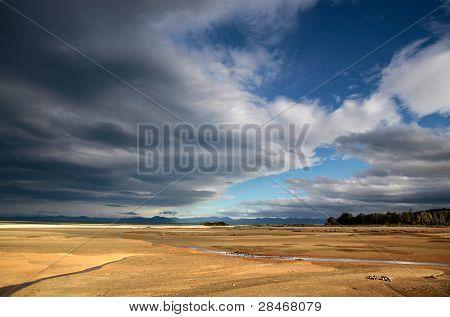 Coastal Landscape In The Abel Tasman National Park