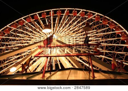 Ferris Wheel Tickets