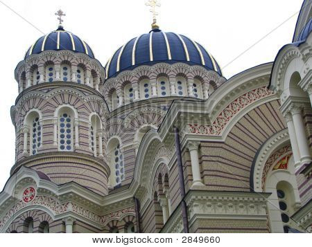 Church In Latvia