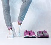 Choosing Sports Shoes poster