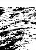 Texture Black And White Urban Rough Texture Vector.  Place Over Any Object Create Black Grunge Effec poster