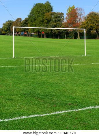 British Football Goal Posts