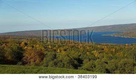 Keuka Lake Landscape