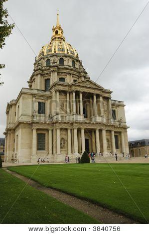 Dome Church In Paris