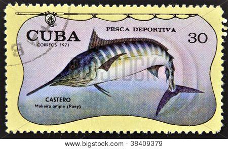 CUBA - POR VOLTA DE 1971