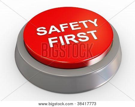 3D Safety First Button