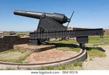 Fort Pulaski Cannon