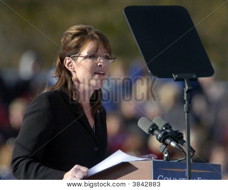 Sarah Palin Speech